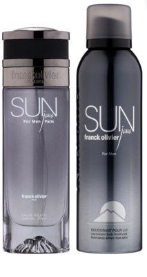 Franck Olivier Sun Java Man set cadou 1