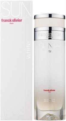 Franck Olivier Sun Java White Women eau de parfum nőknek