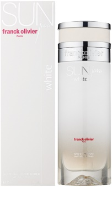 Franck Olivier Sun Java White Women parfémovaná voda pro ženy