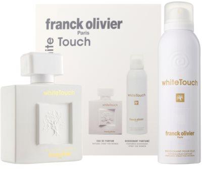 Franck Olivier White Touch darčeková sada