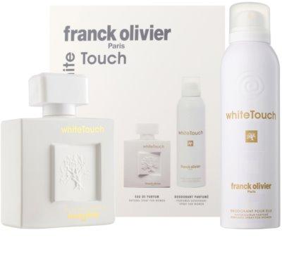 Franck Olivier White Touch dárková sada