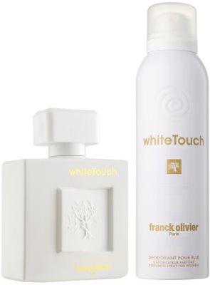 Franck Olivier White Touch darčeková sada 1