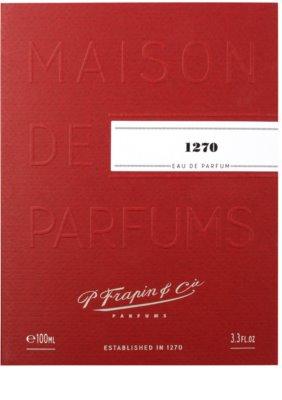 Frapin 1270 Eau de Parfum unissexo 4