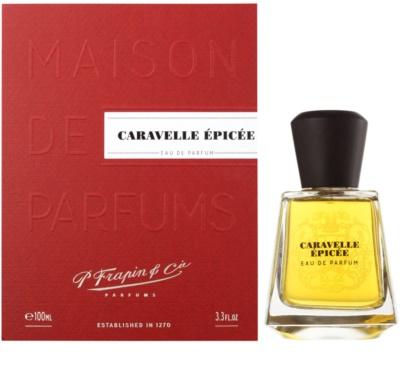 Frapin Caravelle Epicee Eau De Parfum pentru barbati