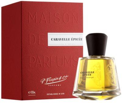 Frapin Caravelle Epicee Eau De Parfum pentru barbati 1