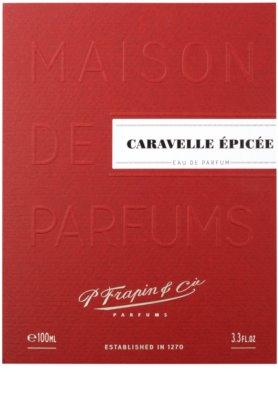 Frapin Caravelle Epicee Eau De Parfum pentru barbati 4
