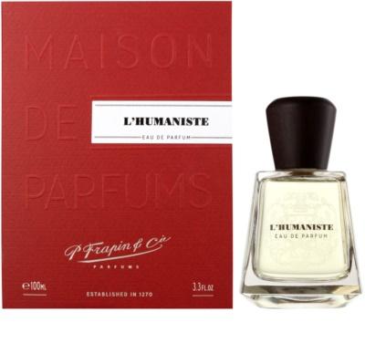 Frapin L'Humaniste eau de parfum para hombre