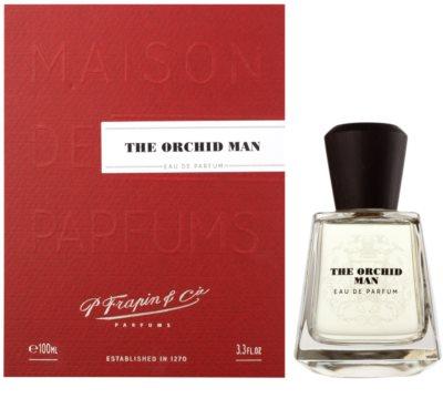 Frapin The Orchid Man Eau de Parfum unissexo