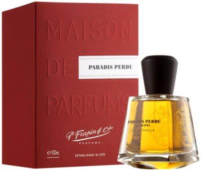 Frapin Paradis Perdu парфумована вода унісекс 1