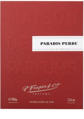 Frapin Paradis Perdu парфумована вода унісекс 4