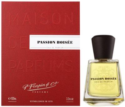 Frapin Passion Boisee eau de parfum para hombre
