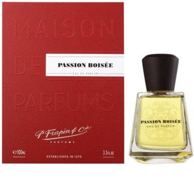 Frapin Passion Boisee Eau de Parfum para homens