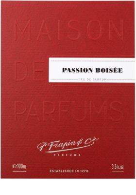 Frapin Passion Boisee eau de parfum para hombre 4