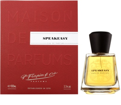 Frapin Speakeasy Eau de Parfum unissexo