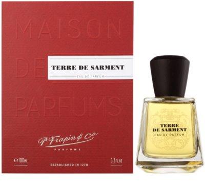 Frapin Terre de Sarment parfumska voda uniseks