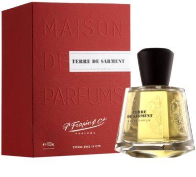 Frapin Terre de Sarment Eau de Parfum unissexo 1