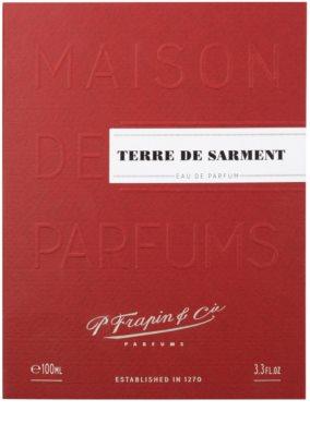 Frapin Terre de Sarment Eau de Parfum unissexo 4