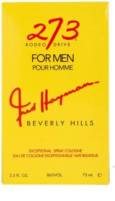 Fred Haymans 273 toaletna voda za moške 4