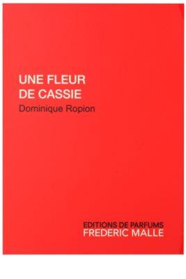 Frederic Malle Une Fleur De Cassie eau de parfum nőknek 4