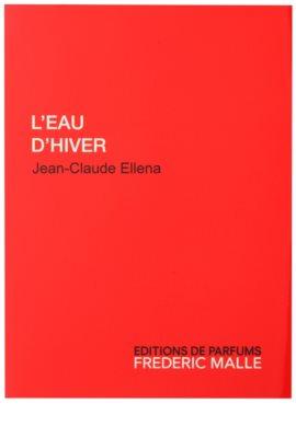 Frederic Malle L'Eau d'Hiver Eau de Toilette unisex 4