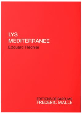 Frederic Malle Lys Mediterranee Eau De Parfum unisex 4