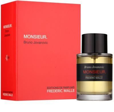 Frederic Malle Monsieur eau de parfum para hombre 1