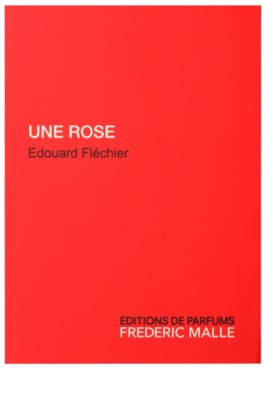 Frederic Malle Une Rose parfüm nőknek 4