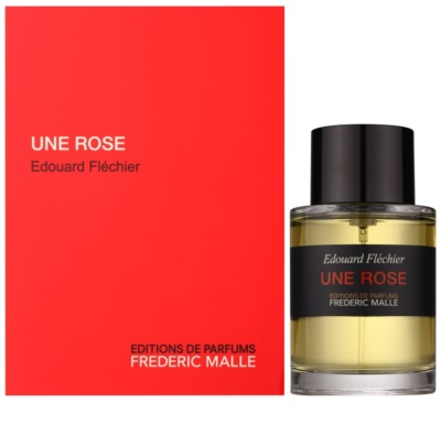 Frederic Malle Une Rose perfume para mujer