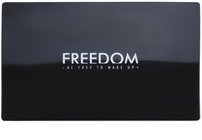 Freedom Pro Decadence Clubbed to Death paleta de sombras  com aplicador 1