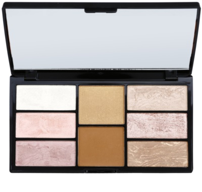 Freedom Pro Blush Bronze and Baked arckontúr paletta
