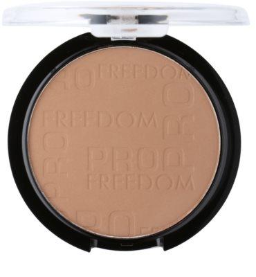 Freedom Bronzed Professional pudra  bronzanta