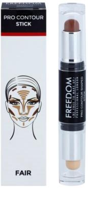 Freedom Pro Contour двосторонній контурний олівець 2