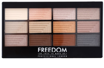Freedom Pro 12 Le Fabuleux палетка тіней з аплікатором
