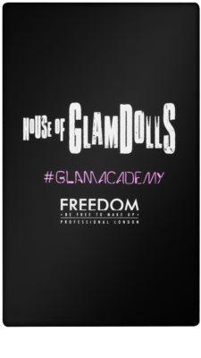Freedom House of GlamDolls Exotica Doll multifunkční paleta se zrcátkem 1