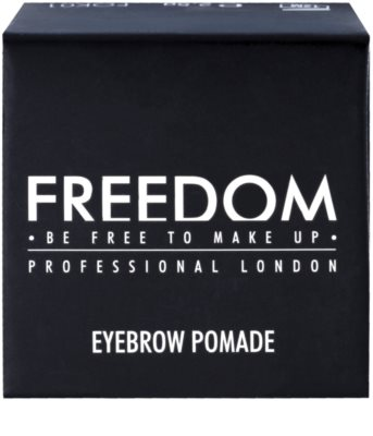Freedom Eyebrow Pomade Augenbrauen-Pomade 2
