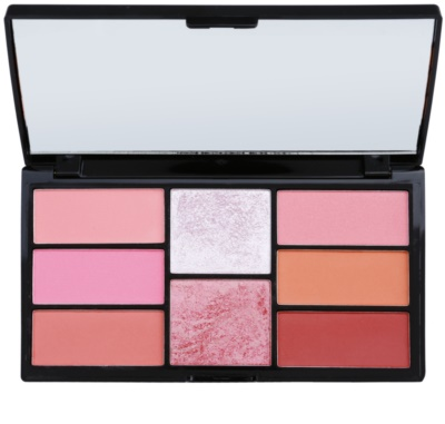 Freedom Pro Blush Pink and Baked Contouring Palette