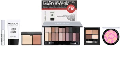 Freedom Pro Makeup Collection Sculpt Perfection set cosmetice I.
