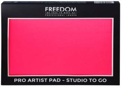 Freedom Pro Artist Pad Studio To Go večnamenska paleta 2