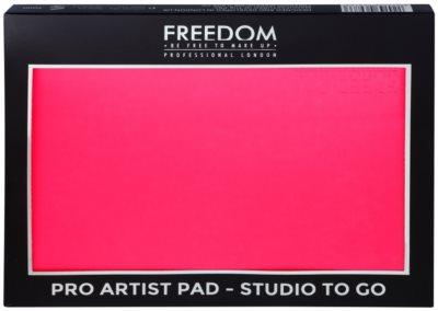 Freedom Pro Artist Pad Studio To Go paleta multifunkcyjna 2