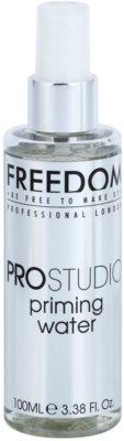 Freedom Pro Studio élénkítő arcvíz spray -ben