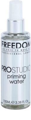 Freedom Pro Studio posvetlitvena voda za obraz v pršilu