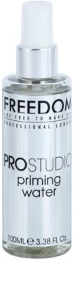 Freedom Pro Studio rozjasňující pleťová voda ve spreji