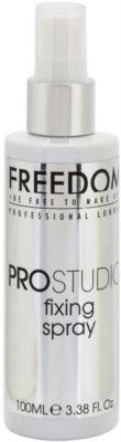 Freedom Pro Studio spray utrwalający makijaż