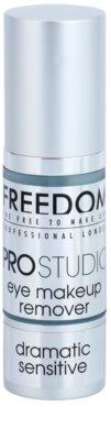 Freedom Pro Studio zklidňující odličovač očí