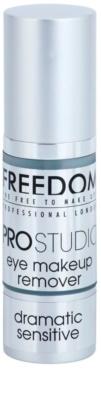 Freedom Pro Studio заспокоюючий засіб для зняття макіяжу з очей