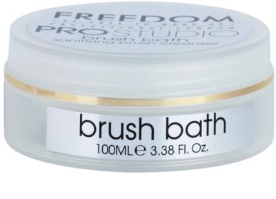 Freedom Pro Studio antibakterielles Reinigungsbad für Pinsel