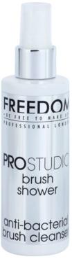 Freedom Pro Studio limpiador antibacteriano para brochas
