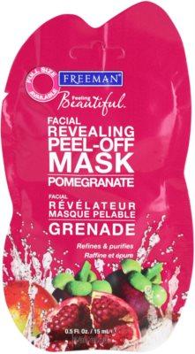 Freeman Feeling Beautiful пилинг маска за лице