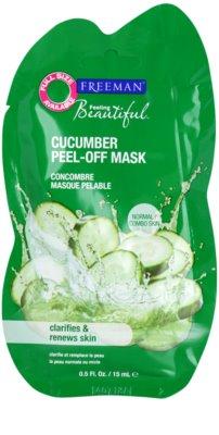 Freeman Feeling Beautiful Peel-Off Gesichtsmaske für müde Haut