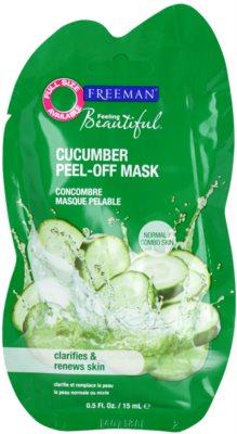 Freeman Feeling Beautiful slupovací pleťová maska pro unavenou pleť
